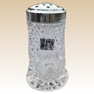 New Imperial Glass Grated Cheese Shaker