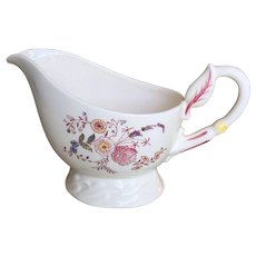 Vernon Kilns California Chintz Gravy Server