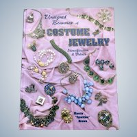 Unsigned Beauties of Costume Jewelry First Edition Collectors Price Guide
