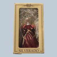 Vintage Silverado Handcrafted and Handpainted Glass Poland Angel Christmas Ornament