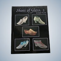 1998 Hardcover Shoes Of Glass 2 Libby Yalom Reference and Price Guide