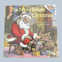 "1975 Please Read To Me Series ""The Night Before Christmas"" Illustrator Douglas Gorsline"