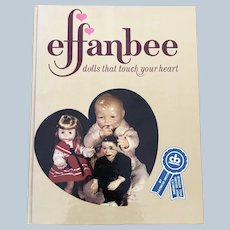 First Edition 1983 Effanbee Dolls That Touch Your Heart Collector Books Price Guide