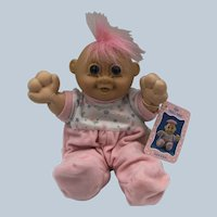 Vintage 1984 Russ Gaa Gaa Troll Kidz Doll