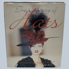 1999 The Century Of Hats Hardcover Reference Guide Susie Hopkins