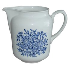 Czechoslovakia Porcelain Jug, 1940´s
