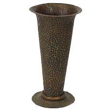 Art Deco Czechoslovakia Copper Vase, 1920´s