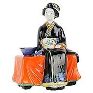 Japanese Porcelain Geisha