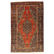 Attractive Very Old Middle East Wool Rug