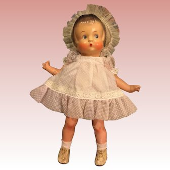 German Patsy Ann Look Alike Doll