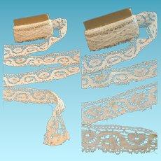 Antique Cotton Lace white