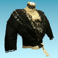 Antique bodice shirt from late 1800 Made in Italy
