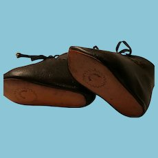 French antique shoes for Jumeau