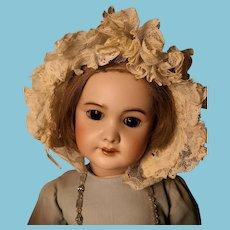 Ancient French Valencienne bonnet
