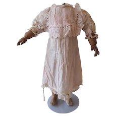 Antique French Dress Jumeau