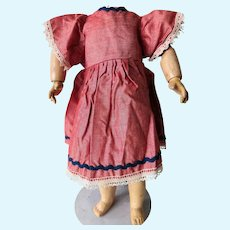 Vintage Dress for Dolls