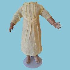 Ancient French Dress Jumeau 1880