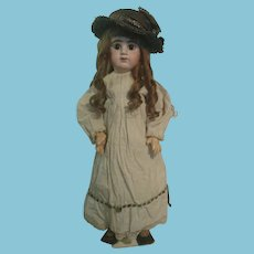 Original Antique French Dress from the late 1800s