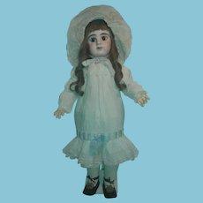 Vintage Dress and cap for antique Dolls