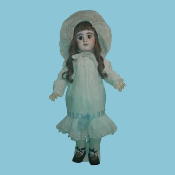 Vintage Dress and cap for antique Dolls