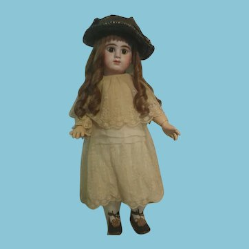 Antique Dress for French or German Doll