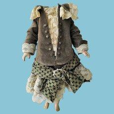 Vintage Dress for Dolls