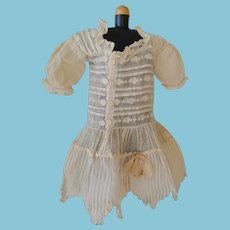 Ancient early 1900s Dress for Dolls