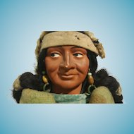 "16,14"" Skookum American Indian Doll"