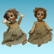 "1914th 6,50"" Rare Fantastic Doll Kammer & Reinhardt Simon & Halbig 126/16 starfish hands"