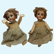 "1914th 6,50"" Rare Fantastic Doll Kammer & Reinhardt Simon & Halbig 126/16 starfish hands"