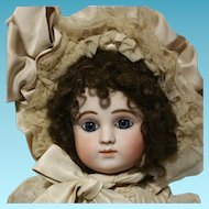 "24"" Jules Nicolas Steiner French Doll serie C-5 1880th ""The smiling Steiner "" 61 cm"