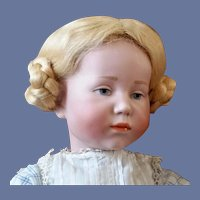 Kammer & Reinhardt K*R  101 Marie 19 inch Deeply Desired Antique German Art Character Doll