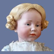 Kammer & Reinhardt K*R  101 Marie 19 inch Deeply Desired Antique German Art Character Doll