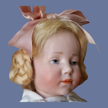 Kammer & Reinhardt K*R  101 Marie 19 inch Deeply Desired Antique German Art Character Doll Version 2