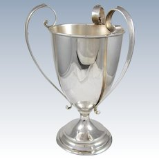 Theodore B. Starr Sterling Silver Cup