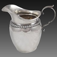 Small Sterling Silver Gorham Pitcher
