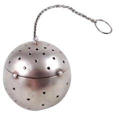Sterling Silver Tea Infuser / Tea Ball