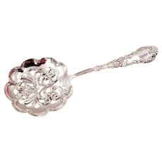 "Bon Bon Spoon Codding Brothers & Heibron Sterling Silver Flatware 4 1/2"" 12gms"