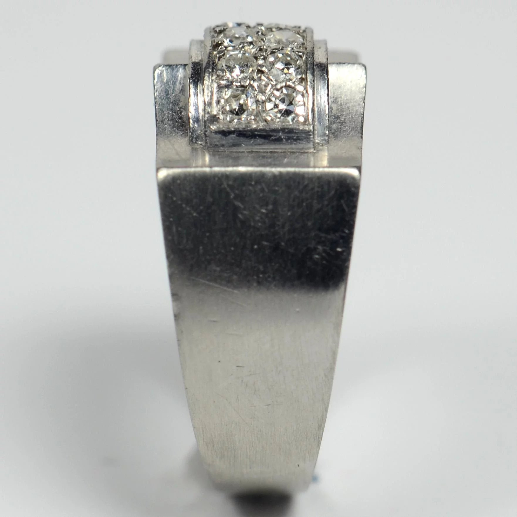 diamond engagement ring rings erie modernist basin