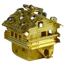 Gold Ski Chalet Lodge Charm