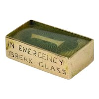 9K Yellow Gold British One Pound Emergency Funds Charm Pendant