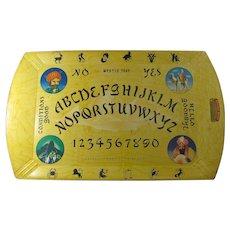 1940s Hasko Mystic Tray Ouija Board