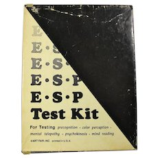 1966 ESP Test Kit