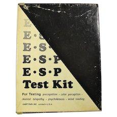 1966 ESP Test Kit