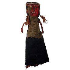 Vintage Chancay Peruvian Burial Doll