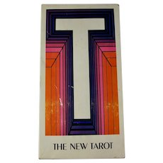 Vintage New Tarot For The Aquarian Age Box Set