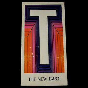 Vintage New Tarot For The Aquarian Age Box Set