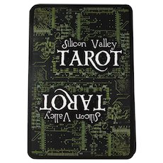 Vintage Silicon Valley Tarot Deck