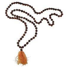 Vintage Japamala Hindu/Buddhist Prayer Beads
