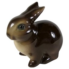 Vintage Goebel Hummel China Bunny Rabbit Figurine